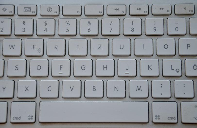 Mac-Tastatur