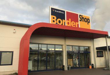 Foto des Border-Shop Rostock