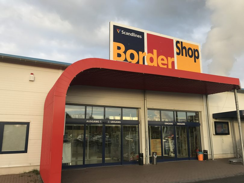 Foto des Border-Shop Rostock