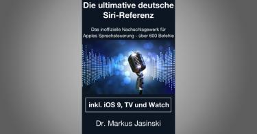 Siri-Buchcover