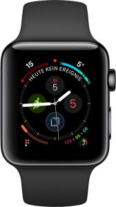 Streaks auf der Apple Watch