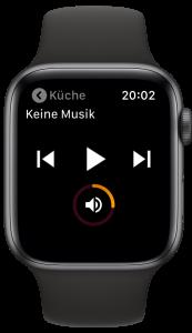 Screenshot des Play-Bildschirms in Lyd