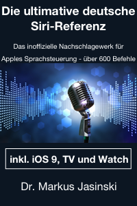 Die ultimative deutsche Siri-Referenz