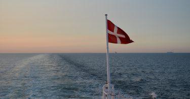 Dannebrog - dänische Fahne
