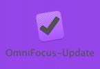 OmniFocus-Update