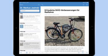 News Explorer App