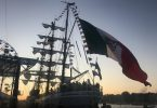 Segelschiff Cuauhtemoc