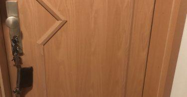 Foto meiner Haustür