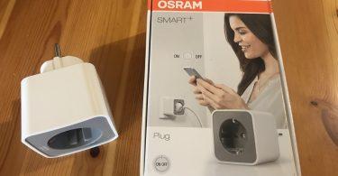 OSRAM Smart-Plug mit Verpackung