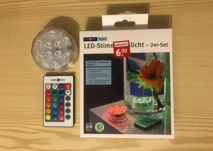 LED-Stimmungslicht