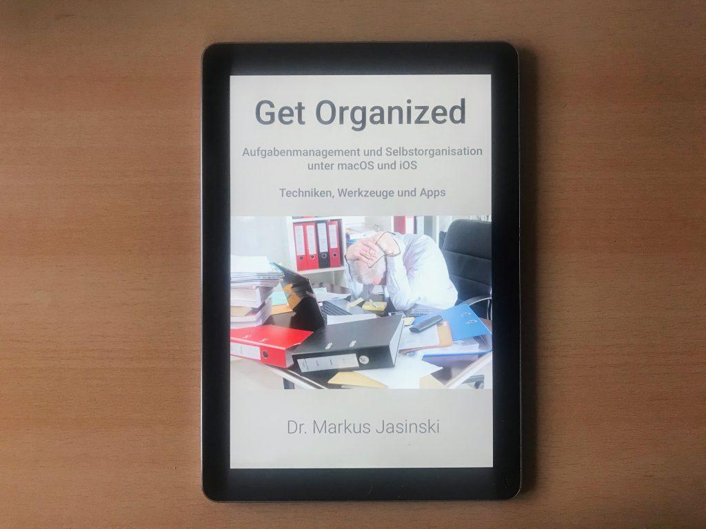 Get Organized (E-Book)