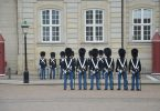 Palastwache Amalienborg