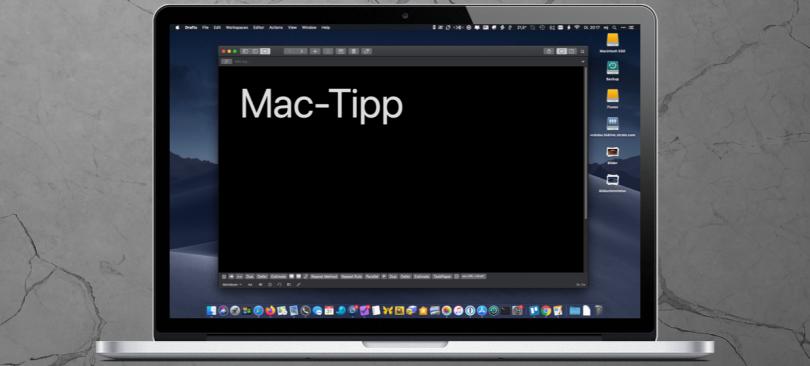 Mac-Tipp
