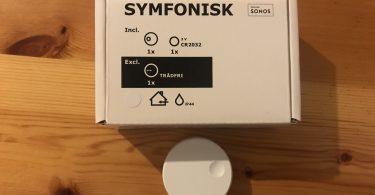 IKEA Symfonisk Remote