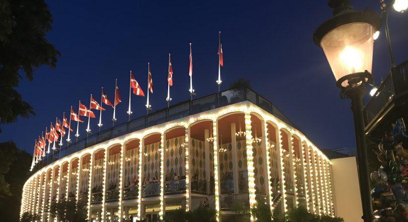 Tivoli in Kopenhagen