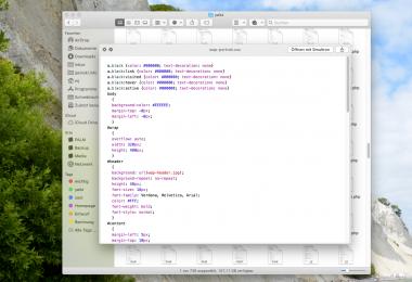 Glance für macOS