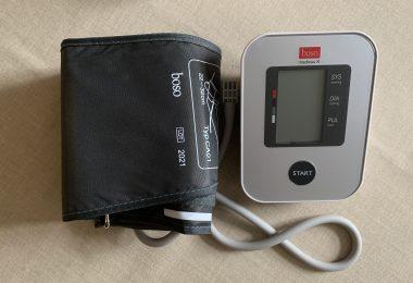 Blutdruck-Messung (Symbolfoto)