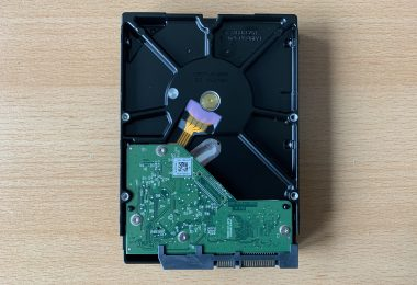 Festplatte (Symbolfoto)
