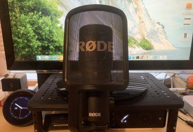 Mikrofon (Symbolfoto)