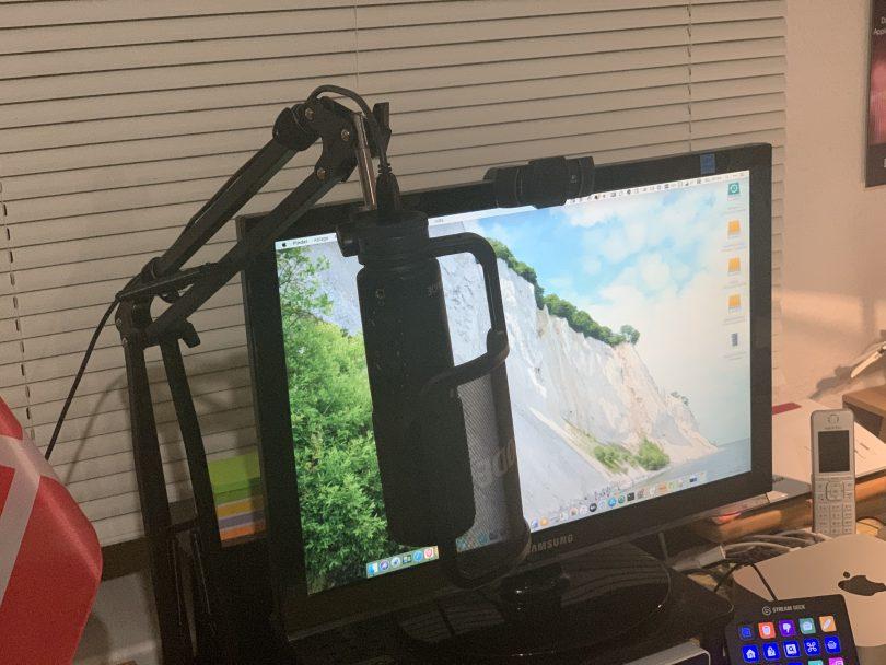 Mikrofon-Setup