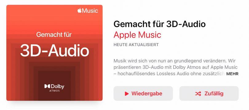 3D-Audio