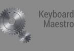 Keyboard Maestro